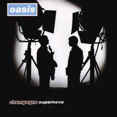 Oasis - Champagne Supernova, 1996.