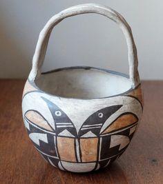 poterie Zuni - 1890/1920