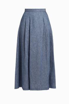 Юбки миди Виктории Бекхэм | Мода | Новости | VOGUE