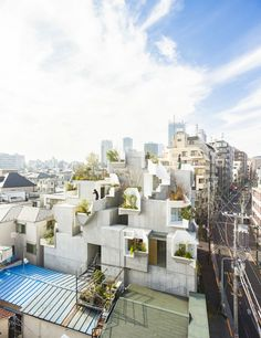 Tree-ness House, Tokio - Akihisa Hirata