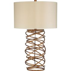 Quoizel|Q2320T|Table lamp 1lt golden