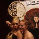 Behind-the-scene photo highlights from this years 4th Annual BeautyCouncil Show Off