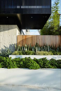 Landscaping backyard ideas retaining wall garden design ideas for 2019 Small Garden Landscape Design, Modern Landscape Design, Landscape Architecture Design, Modern Garden Design, House Landscape, Contemporary Landscape, Contemporary Planters, Landscape Architects, Modern Design