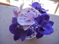 http://lalapottery.blogspot.com/2014/04/purple-pink-pale-rose.html