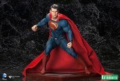 MAN OF STEEL: Koto's Superman ARTFX Statue is Spectacular — GeekTyrant