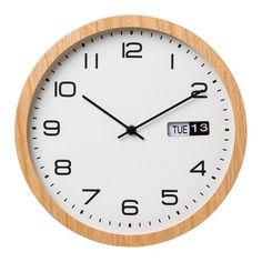 Reloj de pared El Corte Inglés Date