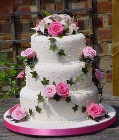 wedding cakes The Jen cake
