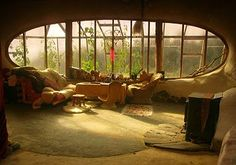 "Earthlea - ""Since 2003 we have been living and building on the land, working in environmental projects and community.  We have found that for a few thousand pound and a few months work it is possible to create simple shelters that are in harmony with the natural landscape, ecologically sound and are a pleasure to live in."""