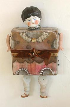 Lisa  Kaus....Mixed media