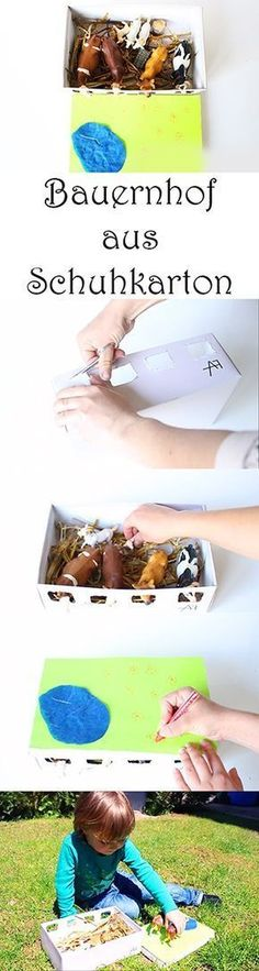 22 besten schuhkartons gestalten bilder auf pinterest karton basteln schuhkarton und bastelei. Black Bedroom Furniture Sets. Home Design Ideas