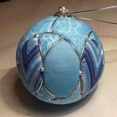 Вот и подошел к концу наш совместный проект. И теперь уже совсем скоро ваши елочки будут украшены чудесными шарами кимекоми (и не только ш...