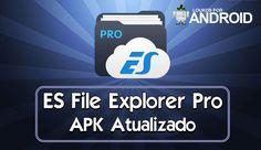 ES File Explorer Pro (Gerenciador de Arquivos) é um gerenciador de arquivos (aplicativos, documentos e multimídia) completo para uso local e em rede.