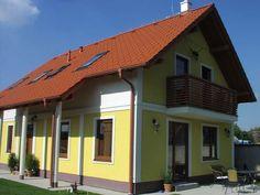 Montovaný rodinný dom od stavebnej spoločnosti Gonda - Prvá tesárska s. Outdoor Decor, Home Decor, Decoration Home, Room Decor, Home Interior Design, Home Decoration, Interior Design