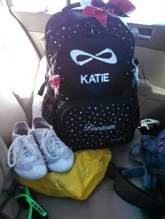 Nfinity Sparkle Backpack with Bedazzles | nfinity backpack bedazzled