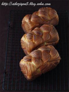 Danish bread loaf