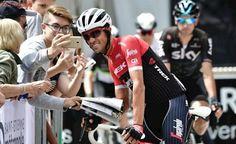 Alpe d'Huez ensalza a Contador
