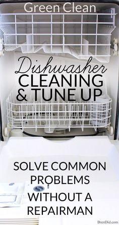 This green dishwashe