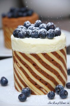 Joconde Mousse Cake Tutorial