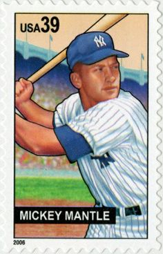 March 1, 1969: New York Yankee's Mickey Mantle retired.