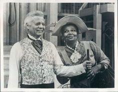 Billy Daniels & Pearl Bailey in Hello Dolly!