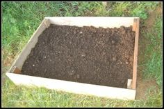How to build an outdoor compost bin. A detailed how to and a must for every garden.