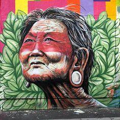 Dinho Bento street art