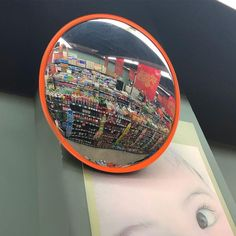 Convex Mirror 45cm 18 Wide Angle Curved Safety Mirror Outdoor Road Traffic Convex PC Mirror Blind Spot Security Mirror