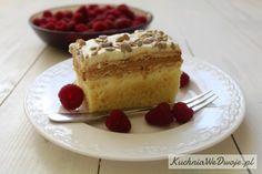 133 Ciasto toffi KuchniaWeDwoje.pl 3 Dessert Spoons, Mince Meat, Tiramisu, Cheesecake, Meals, Sweet, Ethnic Recipes, Desserts, Food
