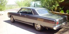 1965 malibu   1965 Chevy Malibu - $18,500