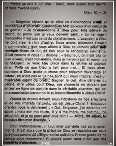 L'ABANDON A DIEU.  Claudine Michau - Google+