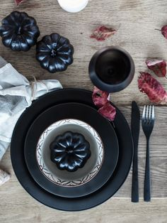 10 ways to decorate your Halloween table //www.byrust.no/blogg