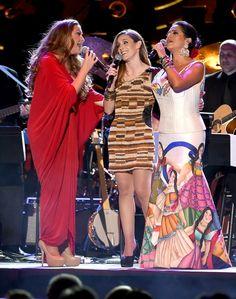 Lila Downs, Soledad y Nina Pastori