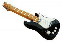 Finger E-Gitarre