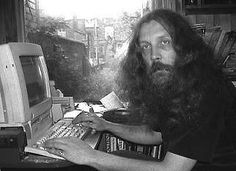 Alan Moore (comic book / graphic novel creator - Watchmen, V for Vendetta, From Hell, League Of Extraordinary Gentlemen)