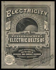electricity belts