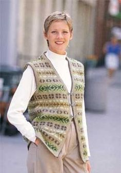 Soft Shades Vest in Patons Decor. Discover more Patterns by Patons at LoveKnitting. We stock patterns, yarn, needles and books from all of your favorite brands.