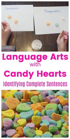 Use candy conversati