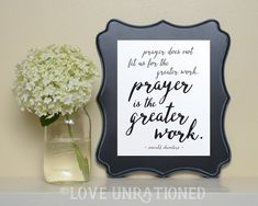 Printable quote – Oswald Chambers quote, Christian quote, Christian inspiration, wall art, poster print, Christian printable