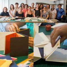 reliure, stage-reliure, papier, julie-auzillon,o-velho-livreiro, bookbinding, paper, bookbinding-workshop