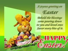 254 best easter wishes and greetings images on pinterest easter easter greetings messages and religious easter wishes m4hsunfo