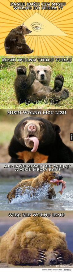 Panie Bożu, czy wolno im do nieba? (8) - Galeria - KWEJK.pl Weekend Humor, Everything And Nothing, Harry Potter Memes, Breaking Bad, Wtf Funny, Best Memes, Laughter, Haha, Cute