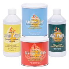 ALOE PLUS, BIO FUEL, CAL/MAG 100, GET-GO-N PLUS Supports advanced nutrition by providing the highest absorption of nutrients and minerals needed for a healthy diet.