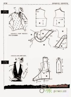 mi blog d costura: Lencería