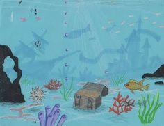 Creator's Joy: How to Draw The Ocean Floor