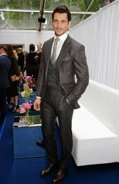 David Gandy Attends Glamour Women Of the Year Awards 2014 (Picture Update) ~ David James Gandy
