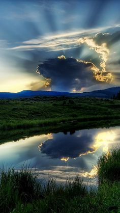 Reflection - Nature - Landscape