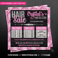 High-impact flyer designs that are sure to make you stand out from the crowd. Business Essentials, Business Goals, Business Ideas, Hair Boutique, Boutique Ideas, Flyer Design, Web Design, Graphic Design, Chic Office Decor