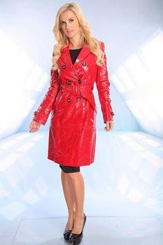 Raincoats and more raincoats Red Raincoat, Raincoat Jacket, Rain Jacket, Sexy Women, Women Wear, Raincoats For Women, Winter Coats Women, Rain Wear, Pvc