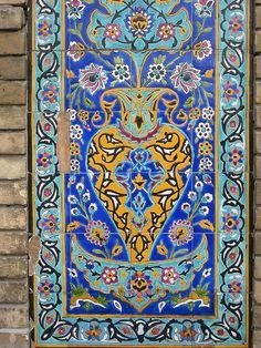 Iran Tiles