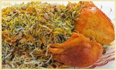Persian food!